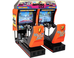 daytona racing game